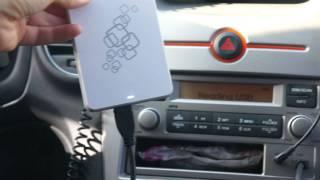 도시바 외장하드 CANVIO V6 - 노트북,네비연결