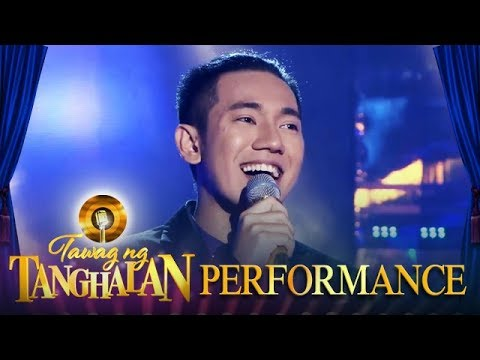Tawag ng Tanghalan: John Michael Dela Cerna | Your Love (Day 6 Semifinals)