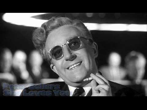 PETER SELLERS  She Loves You