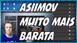 CS GO COMO COMPRAR AWP ASIIMOV MUITO MAIS BARATA