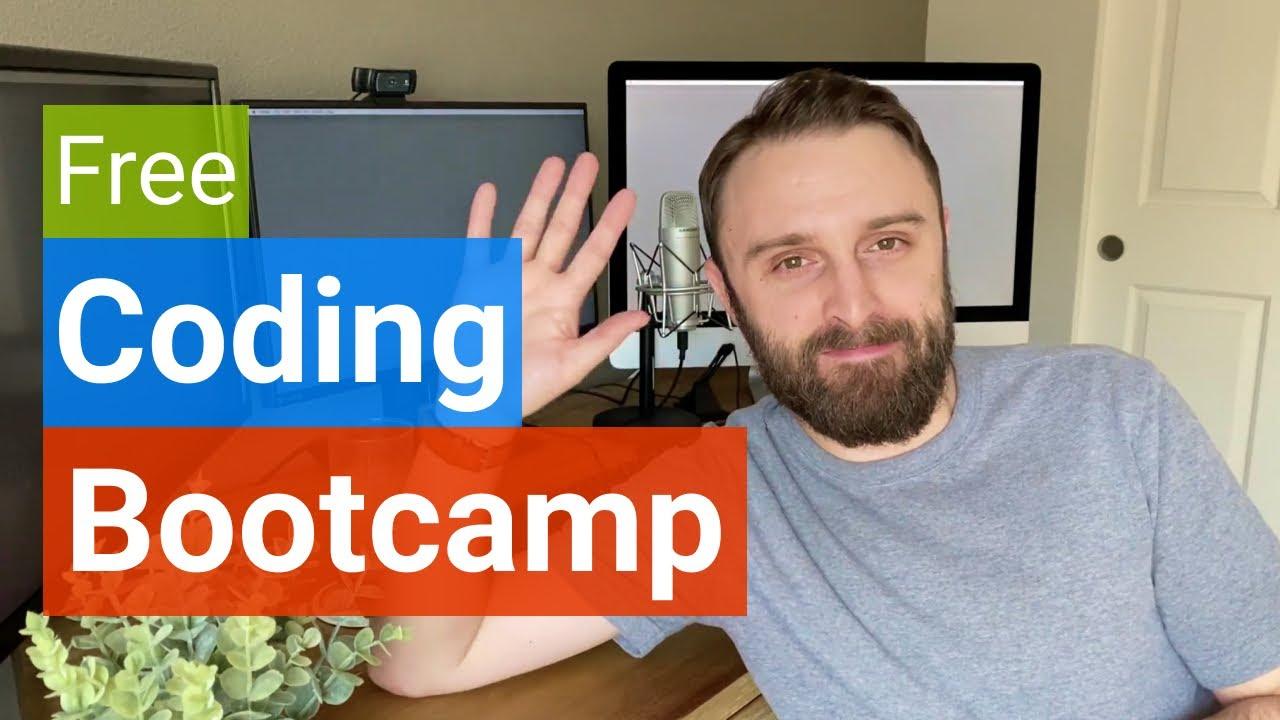 Free Coding Bootcamp - Brad's Bootcamp Intro