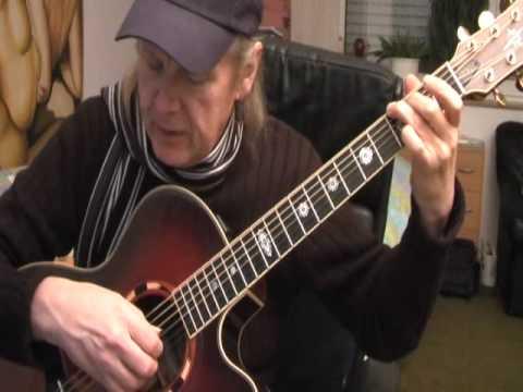 Christmas Song: Leise rieselt der Schnee Gitarrenlektion von Siggi Mertens