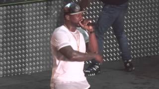 50 Cent - Candy Shop - live Manchester 2015