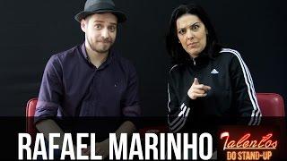 TALENTOS DO STAND-UP - RAFAEL MARINHO