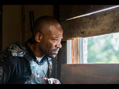 The Walking Dead's Tom Payne Talks Losing Lennie James to Fear CrossOver