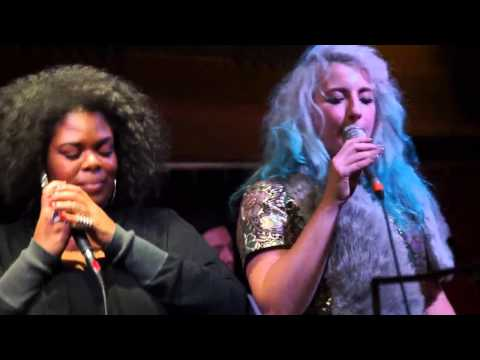 Lola's Day Off feat' Soweto Kinch & Emma Smith at the 606 Jazz Club, London
