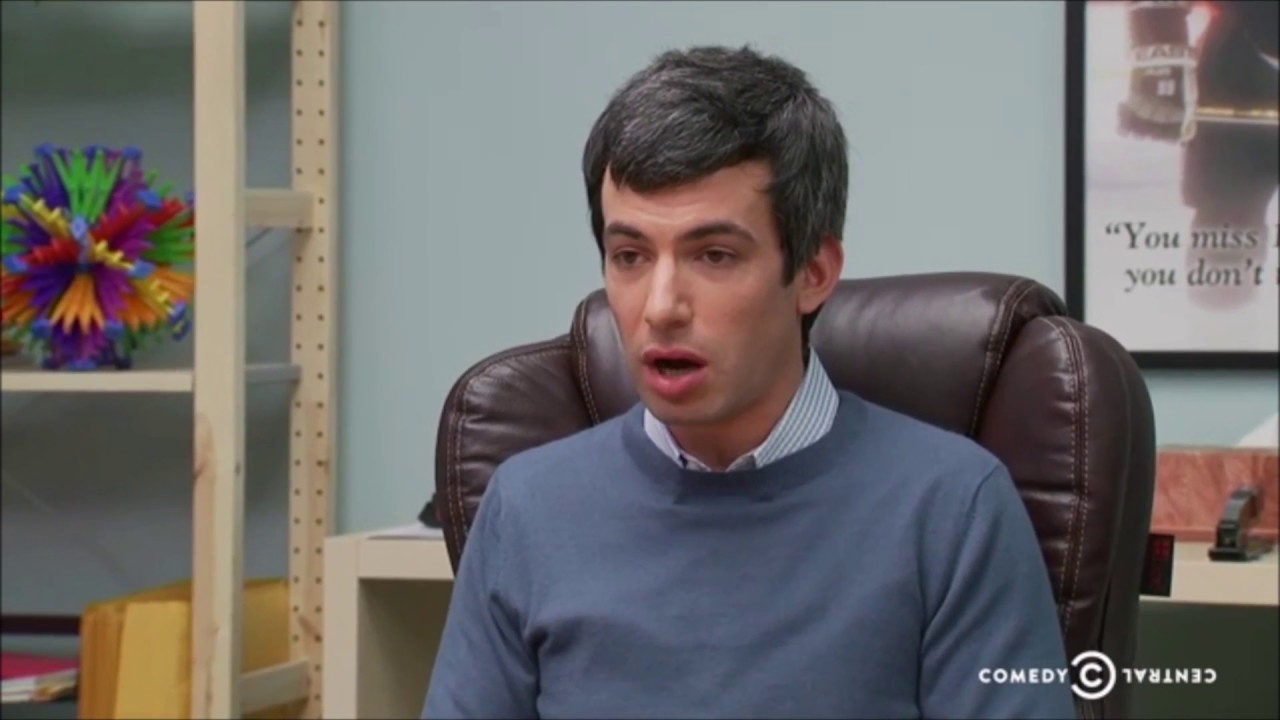 Nathan Fielder Chinese Accent