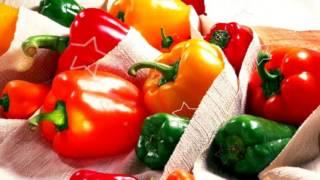 видео Болгарский перец: польза и вред, калорийность