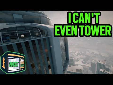 I Can't Even Tower (Full Match) - Rainbow Six Siege