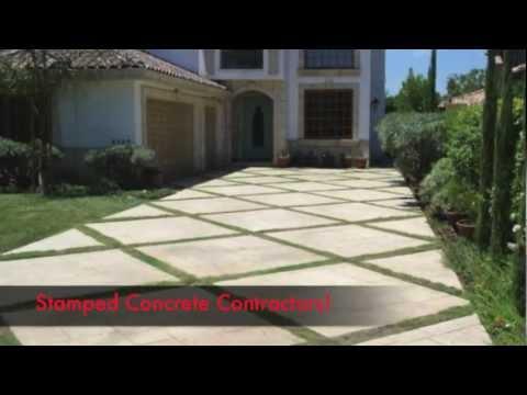 Concrete Driveways Los Angeles Concrete Driveway