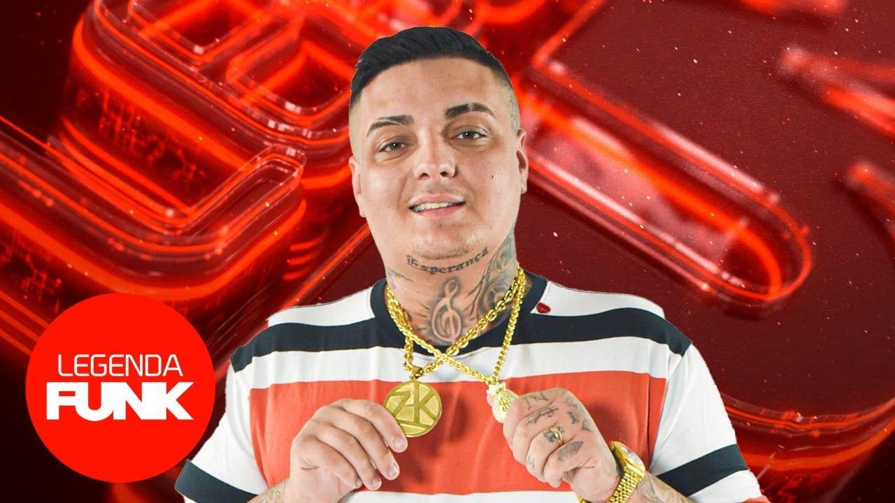 MC Zk - Menor De Fé (DJ Oreia)