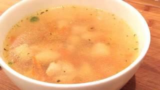 Как приготовить суп, Как сварить суп. Очень вкусный суп!