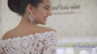 Показ свадебных платьев в салоне