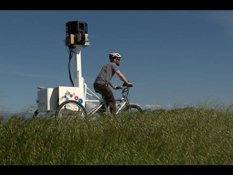 Introducing the Street View Trike
