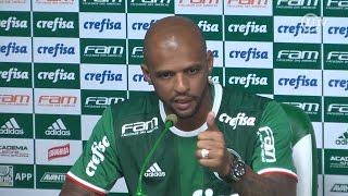 Felipe Melo detona dirigente do Flamengo: 'Pra rir, ele é número 1'