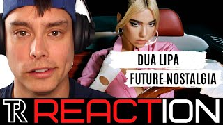 Baixar Dua Lipa - Future Nostalgia (FULL ALBUM) || REACTION & REVIEW!