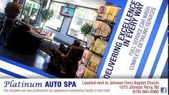 Platinum Auto Spa - Car Detailing in Marietta, GA