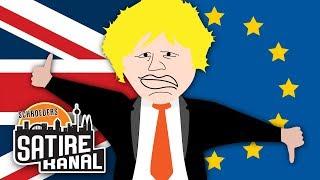 Florian Schroeder: Breaking Brexit – Boris Johnson und die Nein-Sager