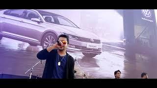 AYUSh    Live Performance    Launch Of New Car Passat    Marathon    Rohtak Live 2017