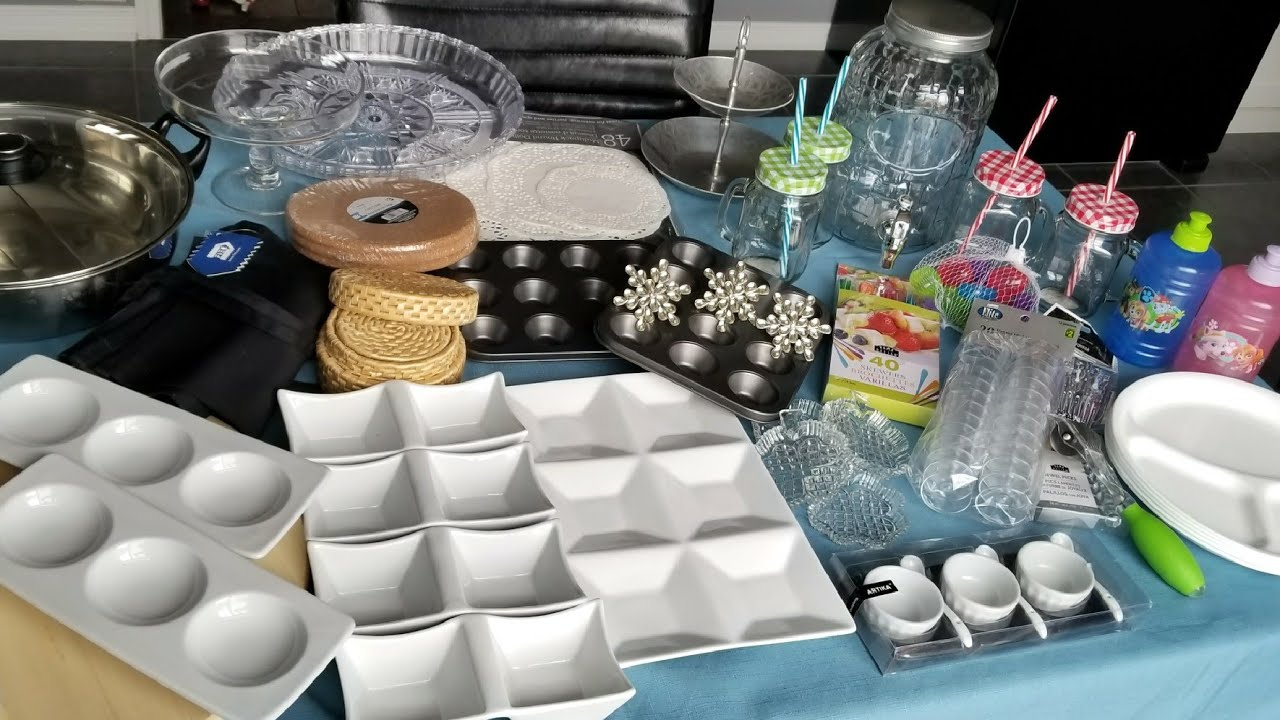 مشترياتي الرخيصة للمطبخ ❤،تحضيرات رمضان  Kitchen haul