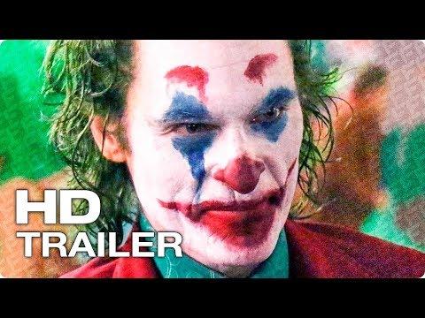 ДЖОКЕР Русский Трейлер #1 (2019) Хоакин Феникс, Роберт Де Ниро Superhero Movie HD