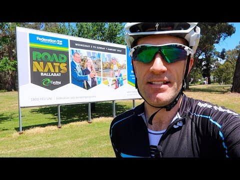 LAMA RIDES: New Australian Road Cycling Championships Loop 2018