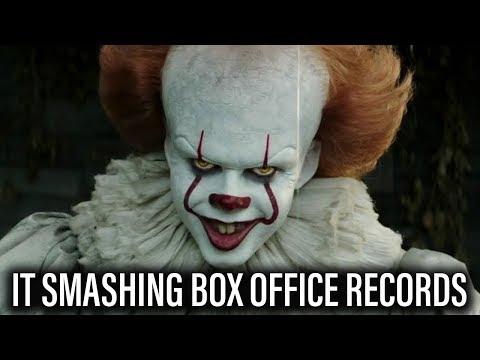 """IT"" Already Smashing Multiple Box Office Records"