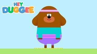The Yoga Badge - Hey Duggee Series 2 - Hey Duggee