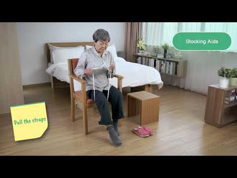 Assistive Devices For Daily Living: Dressing - Stocking Aids