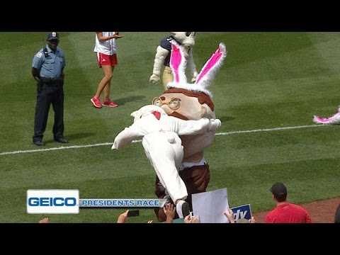 Jeff K - That Time The Easter Bunny Put A Vicious Hit On Teddy Roosevelt
