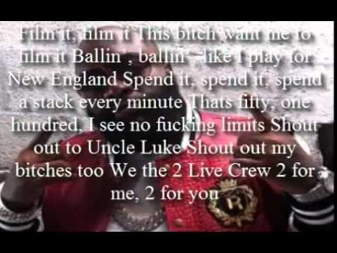 French Montana - Pop That Lyrics