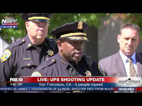WATCH: Police Update on Deadly Shooting at San Francisco UPS Center