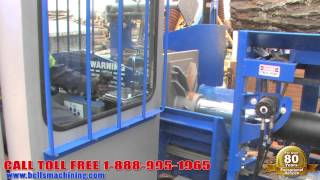 8000 Series Firewood Processor - Bells Machining