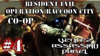 Zagrajmy w Resident Evil Operation Raccoon City CO-OP #4 (Pabel, Assassino, Vertez) PC PL HD