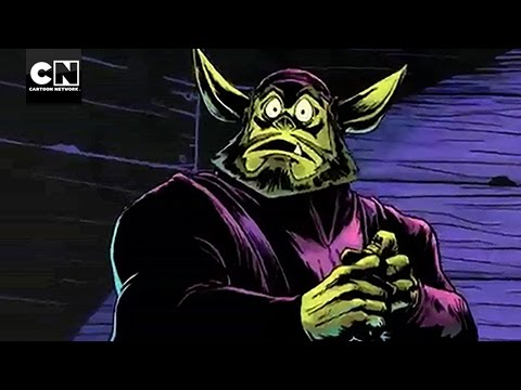 Scary Campfire Stories I Teen Titans Go! I Cartoon Network