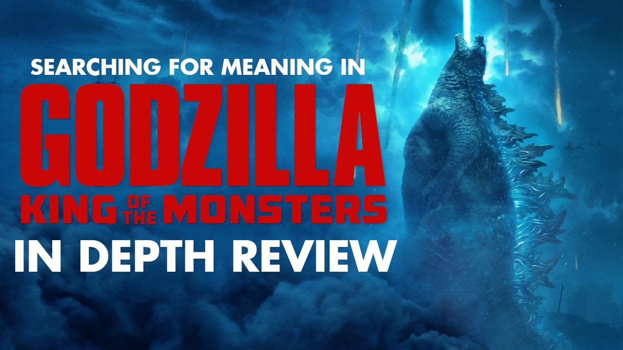 The Spirituality of Godzilla: King of the Monsters | In Depth Review