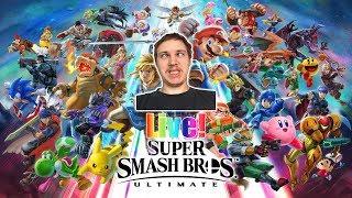 Super Smash Bros Ultimate - Let's Smash!