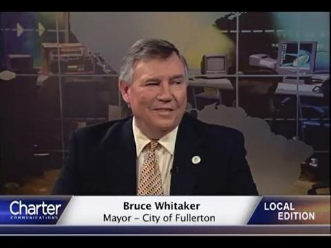 Bruce Whitaker
