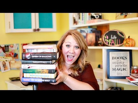 SEPTEMBER BOOK HAUL