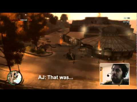 Grand Theft Auto 4 – Multiplayer Gameplay free mode part 1 The Frenglish Gamers