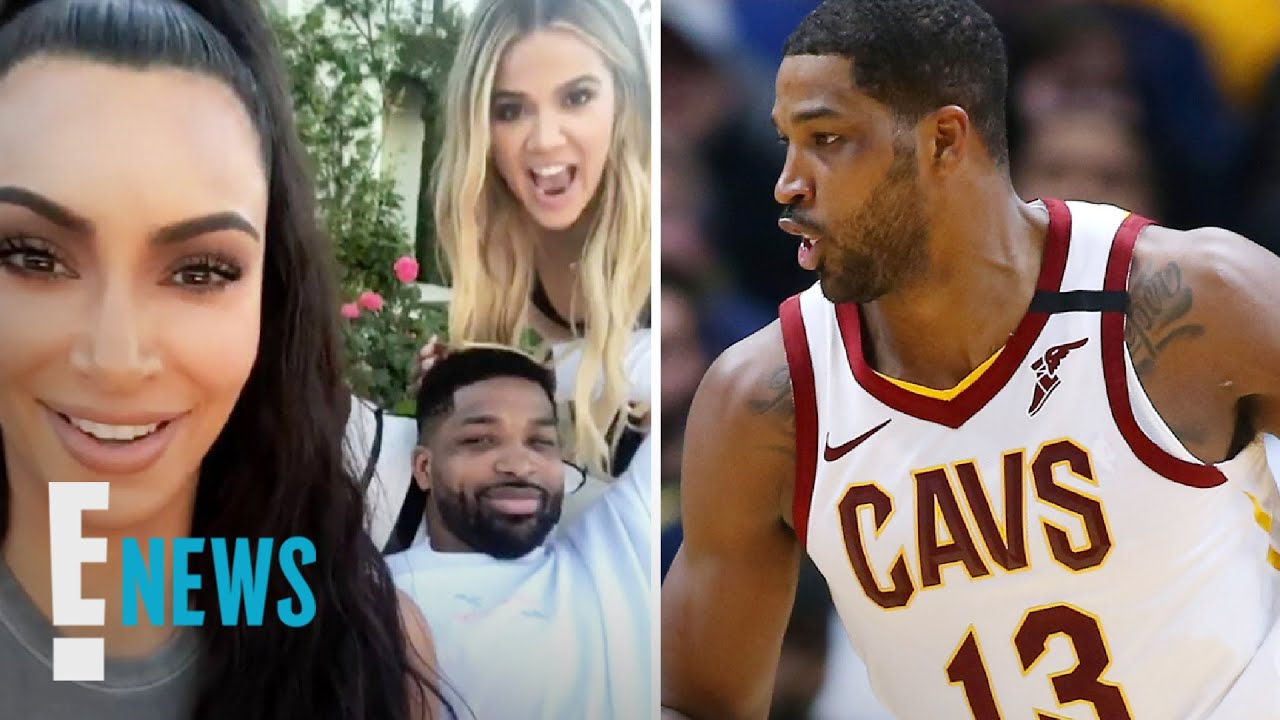 Kim Kardashian Congratulates Tristan Thompson on $19M Celtics Deal