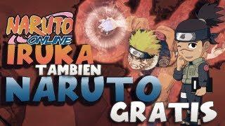 Como conseguir Iruka y Naruto 9 colas GRATIS Naruto Online