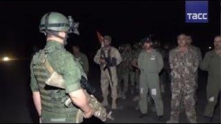 Армия Сирии впервые отбила у террористов населенный пункт в результате десантной операции
