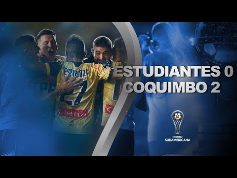 Estudiantes Merida Coquimbo Goals And Highlights
