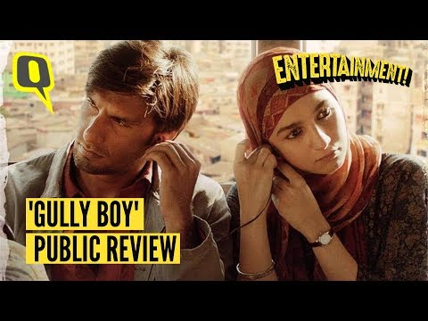 'Gully Boy' Public Review | The Quint Mp3