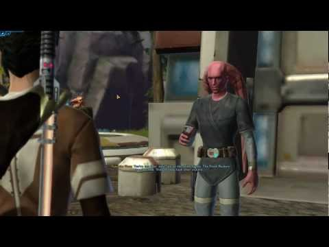 Star Wars The Old Republic | Beta | Jedi Temple and Server S