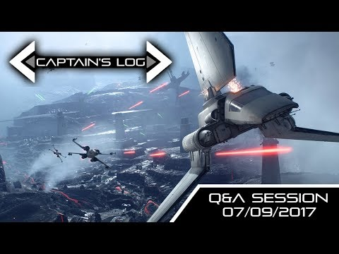 Q&A: New First Order Bombers, Imperial Shuttles, & Sci-Fi Intros. - Spacedock Captain