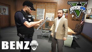 GTA 5 LSPDFR - Captain of the LSPD Ride along - New Dodge Charger