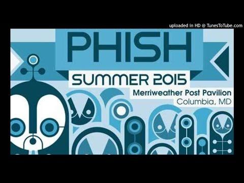 Phish - Steam/Whats The Use?/Steam/Piper/Tweezer/NO2/Tweezer (Merriweather, 8/15/15)