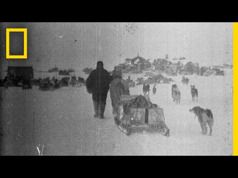 Chaotic 1902 Arctic Expedition Revealed in Nat Geo's First Film | National Geographic